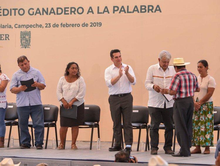 Entrega de Créditos en Benito Juárez-0563