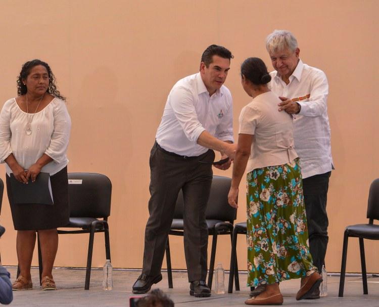 Entrega de Créditos en Benito Juárez-0574