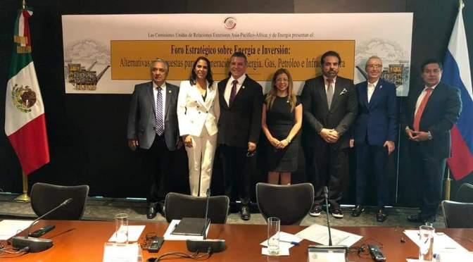 Reformas a la Ley de Pemex atacarán a fondo la corrupción: Manuel Rodríguez