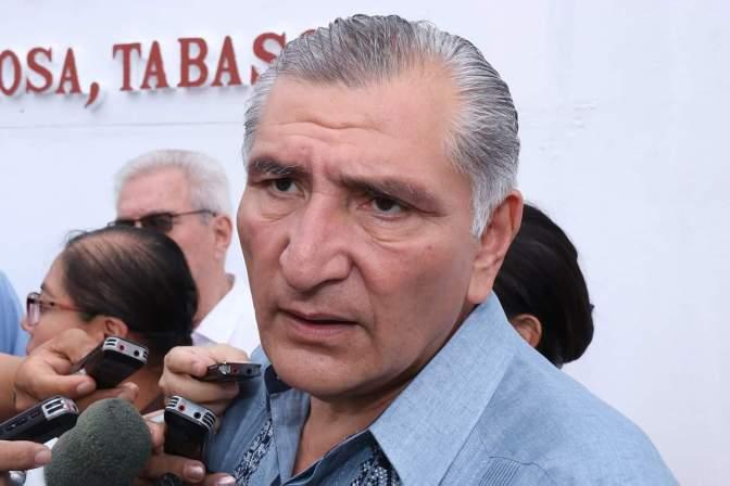 Director de Unidad de Inteligencia Patrimonial, hará buena labor: Adán Augusto
