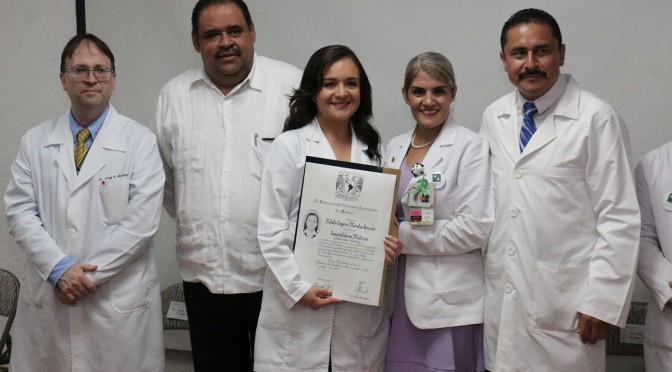 Forma Hospital del Niño 18 nuevos médicos especialistas