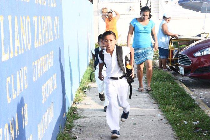 Continúan preinscripciones en línea para educación básica en Tabasco