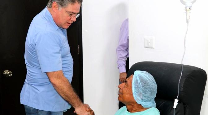 Recuperará ISSET servicio de calidad: Mayans Canabal