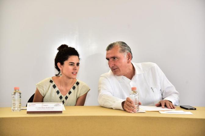 """Impulsan Gobierno e Iniciativa Privada """"Jóvenes  Construyendo el Futuro"""" en Tabasco"""