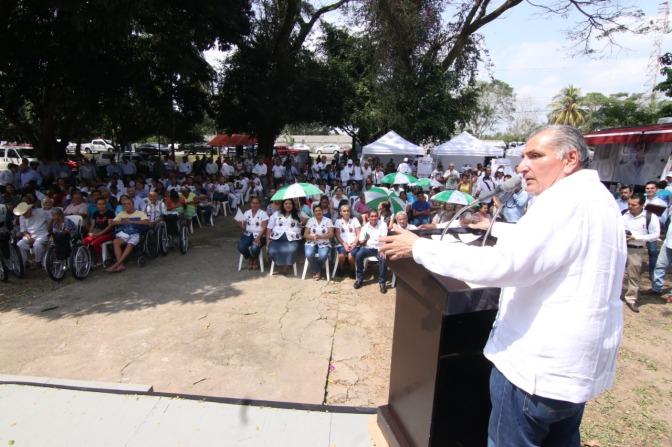 Gobierno y Pemex, aliados a favor de Tabasco: Adán Augusto
