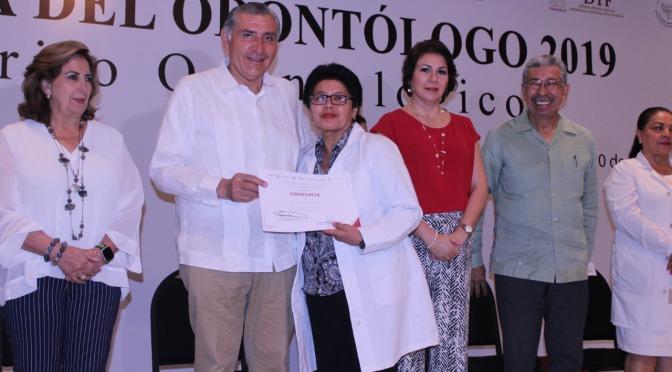 No escatimaremos ningún peso para fortalecer el Sector Salud: Adán Augusto