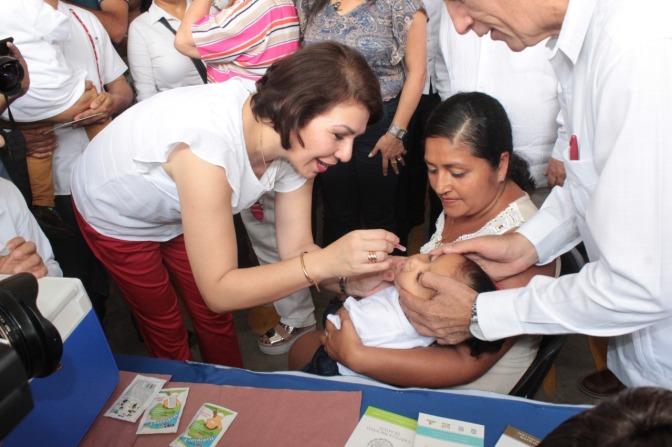 Inauguran en Nacajuca Primera Semana Nacional de Salud 2019