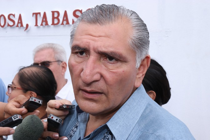 En marcha, reactivación económica en Tabasco: Adán Augusto