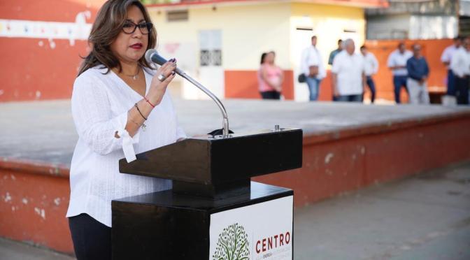 Recuerdan con estima a edil de Centro en Gaviotas por otorgar beneficios