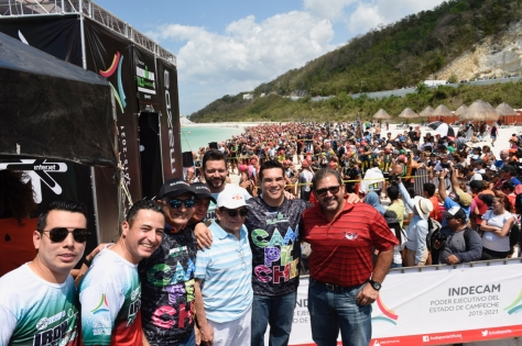17 IRON MAN 70.3 CAMPECHE - 7