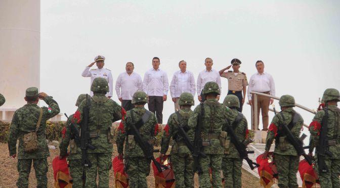 Campeche seguirá consolidándose como estado petrolero del país: Alejandro Moreno