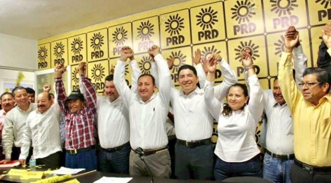 PRD-Tabasco, a la extinción