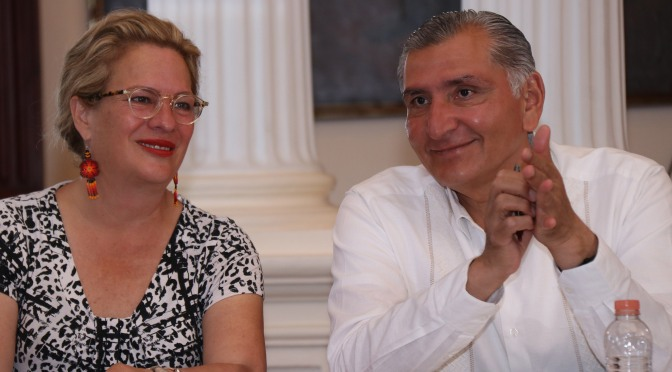 'Ríos Saludables' restaurará medio ambiente: Adán Augusto