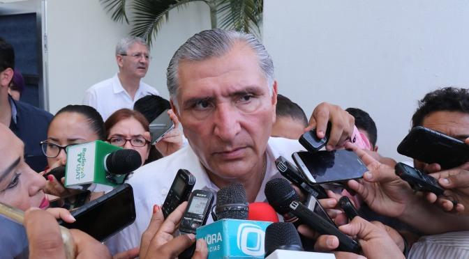 Afinará Adán Augusto proyecto de cuenca lechera con inversionistas