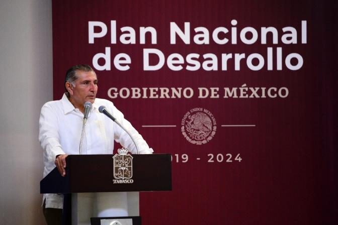 Tabasco estará a la vanguardia del desarrollo energético del país: Adán Augusto