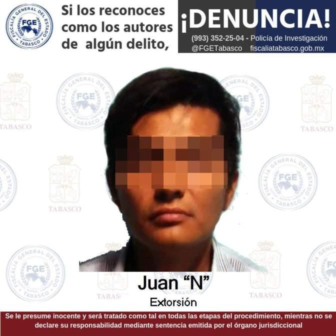 Detiene Fiscalía a persona que amenazaba con publicar fotos íntimas de su víctima