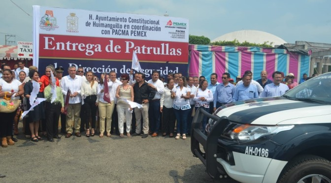Entendimiento y colaboración con Pemex: Adán Augusto
