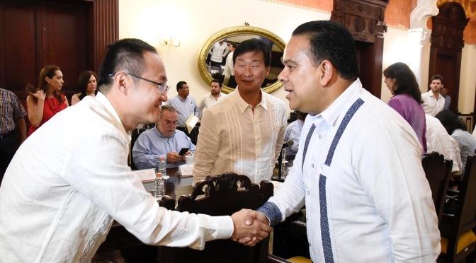 Apertura Yankon internacional una subsidiaria en Tabasco