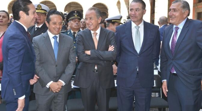 Respalda Adán Augusto acciones del gobierno del Presidente López Obrador