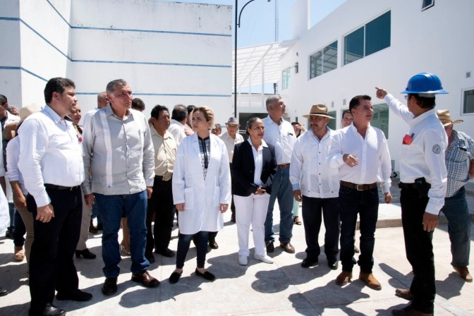 Apoyará Adán Augusto apertura del Hospital General de Tenosique