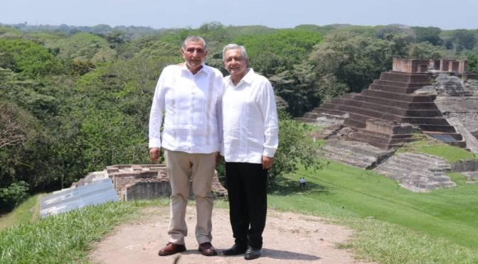 Desde Tabasco impulsamos Cuarta Transformación de México: Adán Augusto