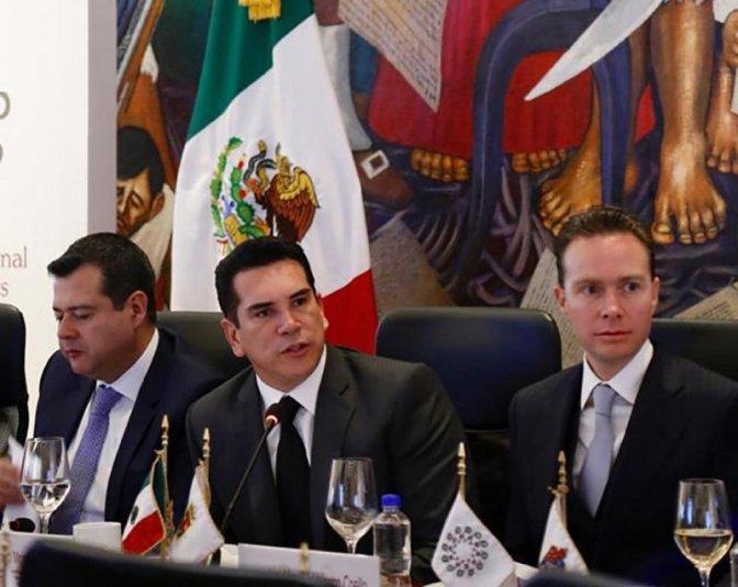 Abucheos entorpecen trabajo institucional entre niveles de gobierno: Moreno Cárdenas