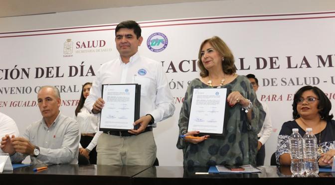 Signa Salud y UT convenio de colaboración