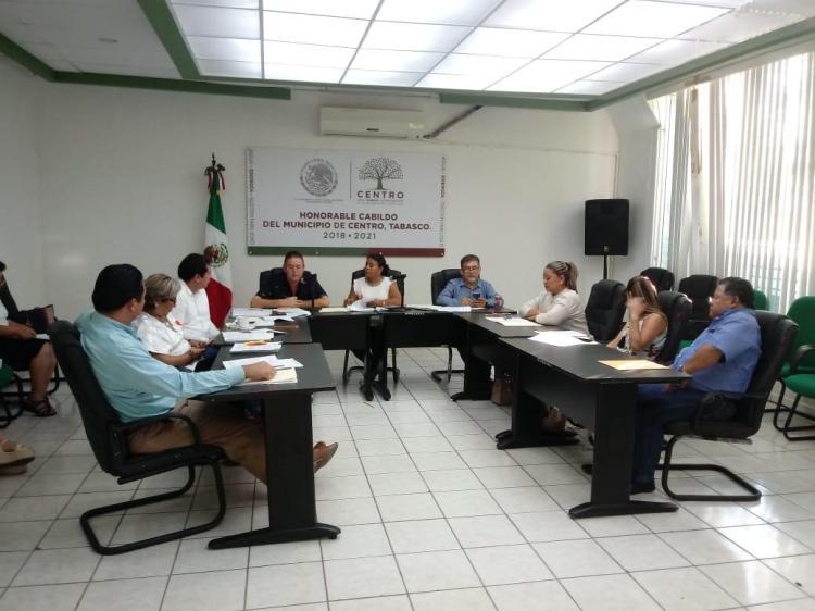 Sesión ordinaria Comisión Edilicia Especial 250319 (1)