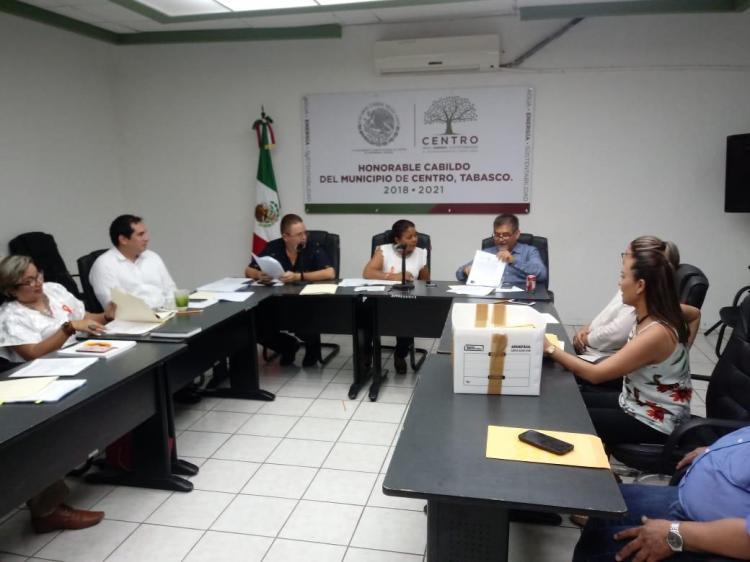 Sesión ordinaria Comisión Edilicia Especial 250319 (2)