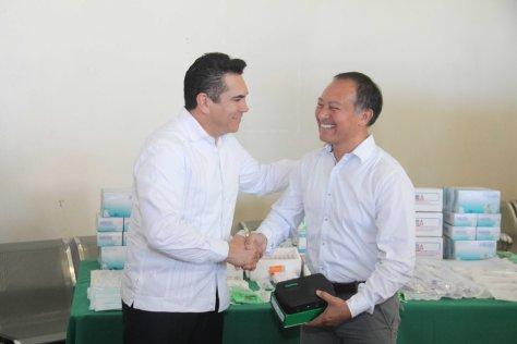 06ABRIL2019-ENTREGA EQUIPAMIENTO HOSPITAL GRAL Y CENTROS DE SALUD10