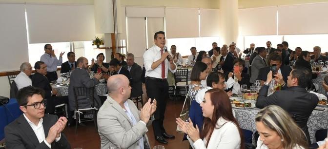 Economía de Campeche sigue repuntando y crece 4.8 % en primer trimestre de 2019: Alejandro Moreno Cárdenas
