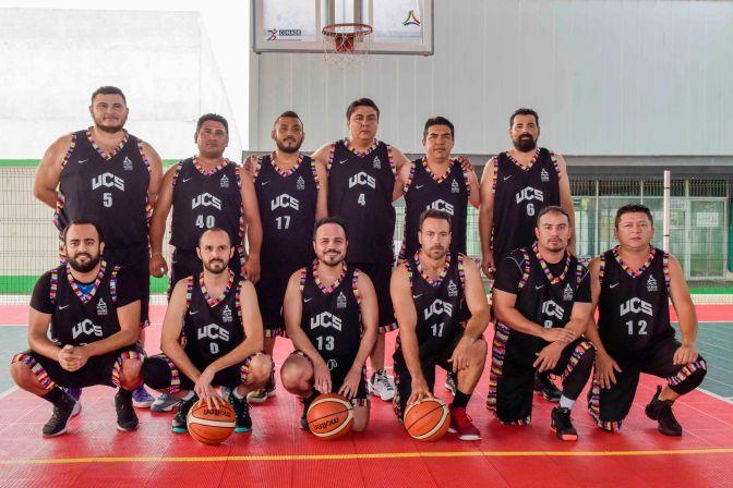 UCS, campeón de torneo de baloncesto con motivo del Día del Empleado Estatal