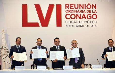 30ABRIL2019-REUNIÓN PRIVADA ACUERDOS-LVI REUNIÓN CONAGO-CDMX31