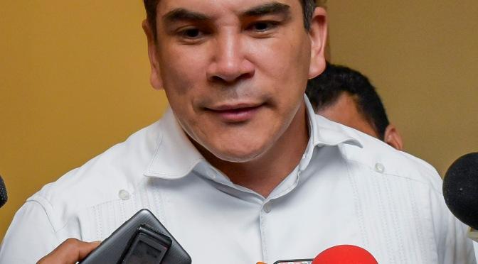Anuncia el gobernador Alejandro Moreno Cárdenas mayor inversión para modernizar infraestructura de Salud en Campeche