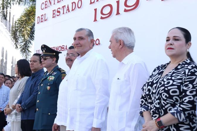 Con AMLO y Adán Augusto, 'recobró vigencia lucha por los más necesitados': Enrique Priego