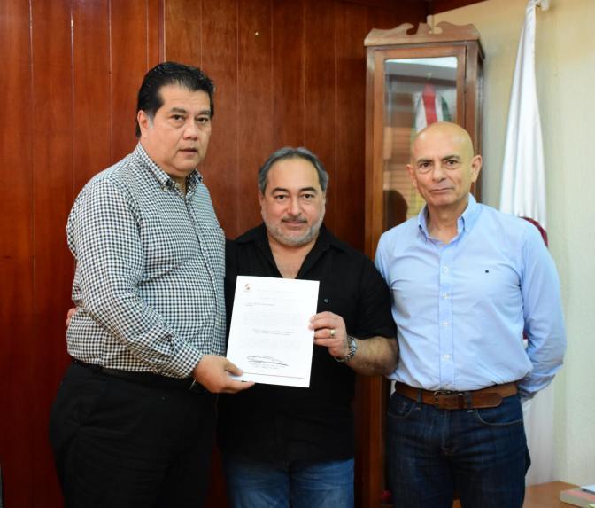 Designa el Ejecutivo a Ariel Cetina como director del Ifortab
