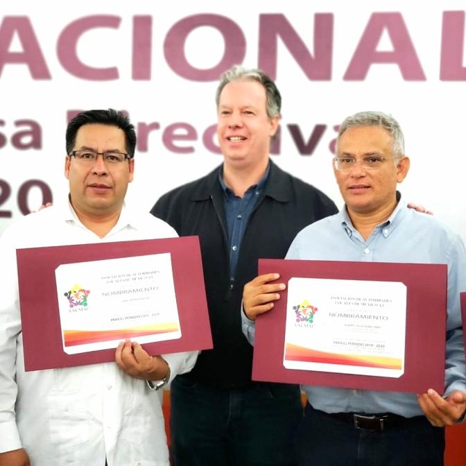 Designan a Roberto Villalpando Arias, alcalde de Macuspana, Coordinador Nacional de Municipio Petroleros de México