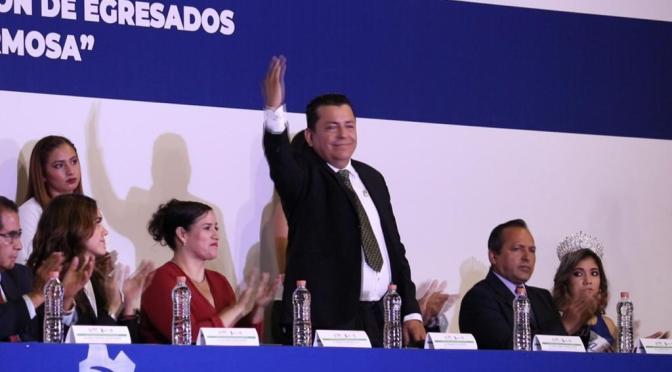 Reconocen gestión del Subdirector Administrativo del Tec de Villahermosa