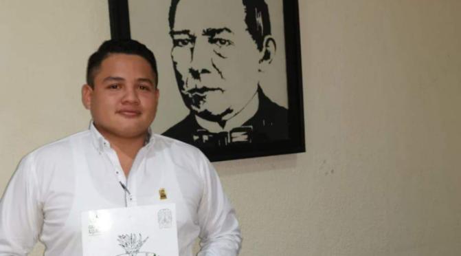 Eligen a Luis Omar Pérez Ramos como líder del CDEUT