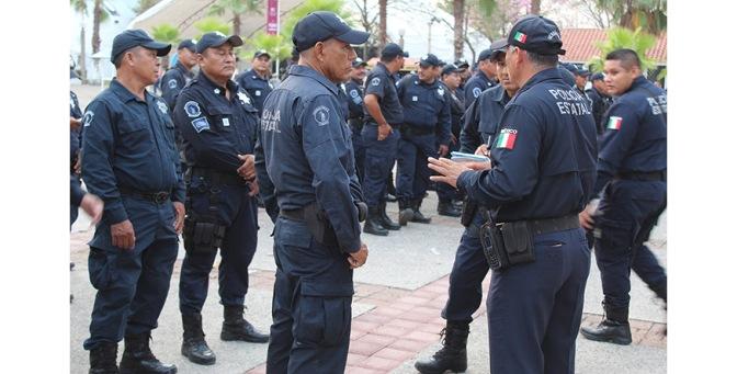 Vigilarán autoridades estatales viacrucis en Centro