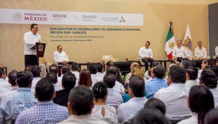 23MAYO2019-INAUGURACIÓN DIÁLOGO POR EL FEDERALISMO Y DESARROLLO MUNICIPAL9