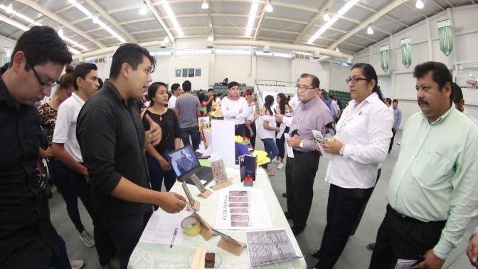 Celebra comunidad del Tec de Villahermosa una vez más su expo Innovación Tecnológica