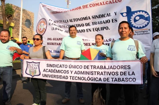 Denuncian trabajadores al director del Tec de Comalcalco por acoso y abuso laboral