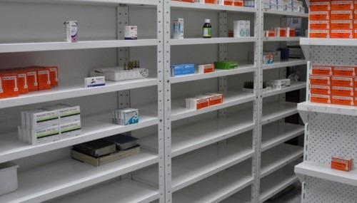 Hasta el mes de Julio se regularizará el abasto de medicamentos