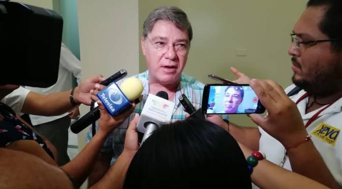 No habrá recortes al pago de aguinaldos de jubilados y pensionados del ISSET: Fernando Mayans