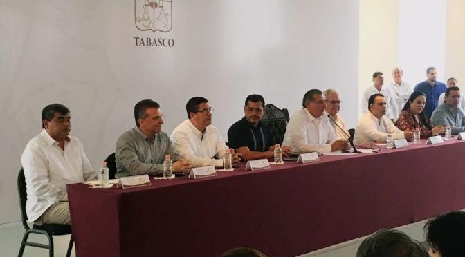 Tarifa 1F y borrón y cuenta nueva logro histórico para Tabasco: Manuel Rodríguez González