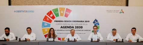 06JUNIO2019-SESIÓN COMITÉ ESPECIAL AGENDA 2030 COPLADE9