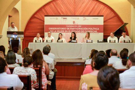 07JUNIO2019-INSTALACIÓN OBSERVATORIO DE PARTICIPACIÓN POLÍTICA DE LA MUJER5