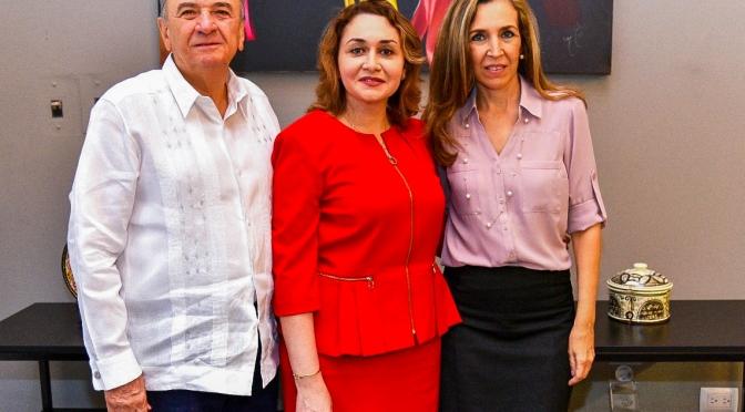 Víctoria Damas de Aysa asume cargo de Presidenta del Patronato del Sistema Estatal DIF de Campeche
