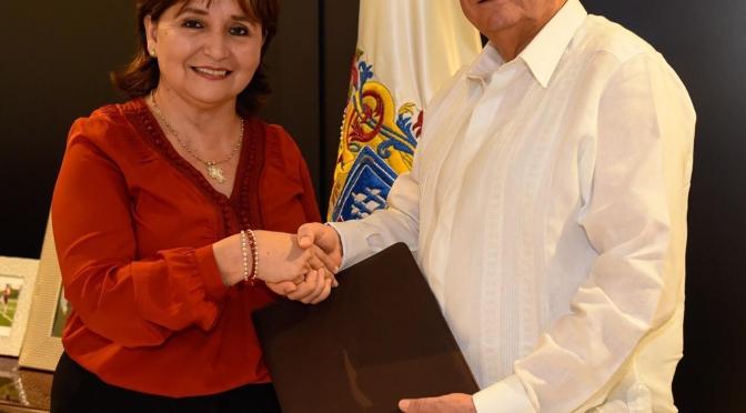 Nombra Gobernador Aysa González  a nueva subsecretaria de Cultura